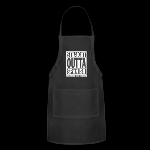 Spanish Club Merch 2018-2019 - Adjustable Apron
