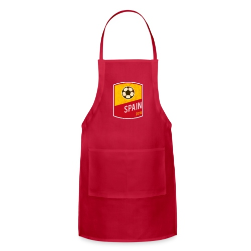 Spain Team - World Cup - Russia 2018 - Adjustable Apron