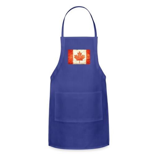 Canada flag - Adjustable Apron