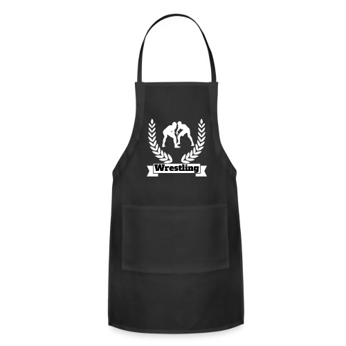 Wrestling design for players and Fans - Adjustable Apron