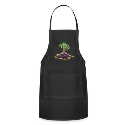 Miami Aesthetic by Phobic - Adjustable Apron