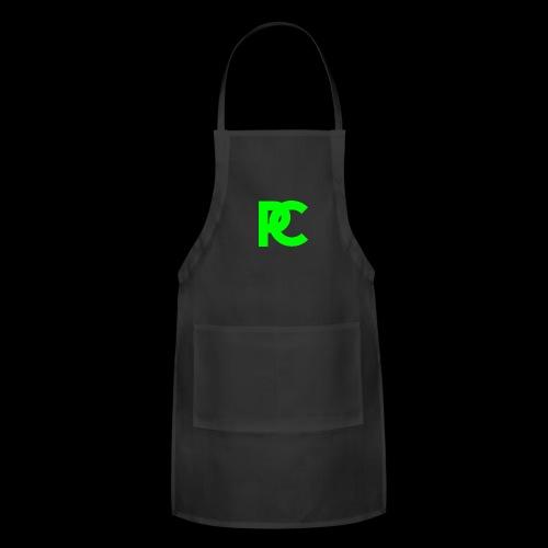 Patrick Calliza Green Logo - Adjustable Apron