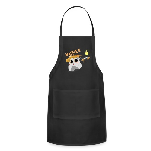 Waffles! - Adjustable Apron