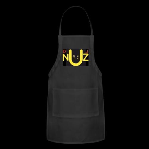 DJ Nuz symbol - Adjustable Apron