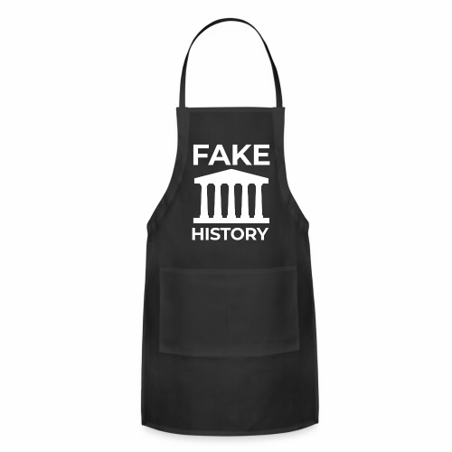 Fake History: Colonial Style Buildings Worldwide - Adjustable Apron