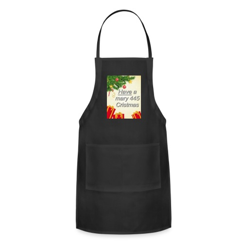 Have a Mary 445 Christmas - Adjustable Apron