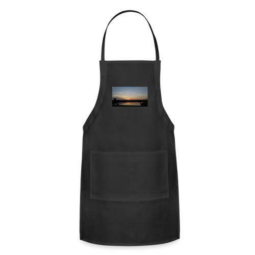 Sunset on the Water - Adjustable Apron