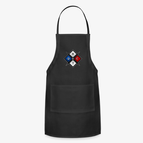 RTQC Logo - Adjustable Apron