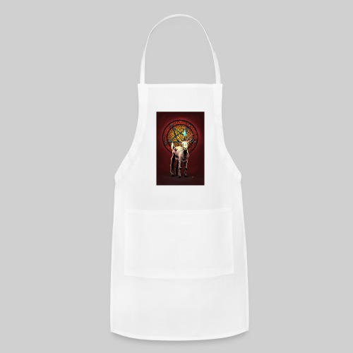 Baby Baphomet - Adjustable Apron