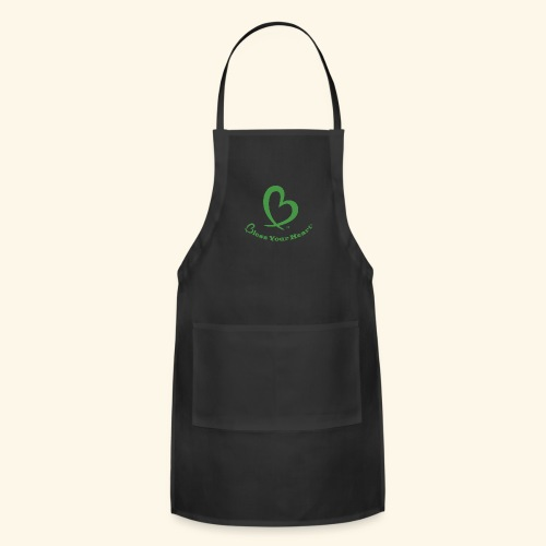 Bless Your Heart® Green - Adjustable Apron