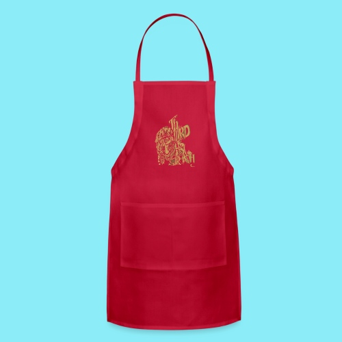 The Lord is my strength Psalm 28:7 - Adjustable Apron