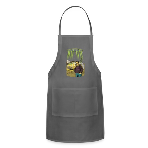 Art Bell Coast to Coast UFO Sighting - Adjustable Apron