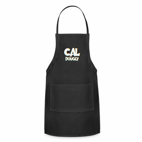 CAL DOUGEY TEXT - Adjustable Apron