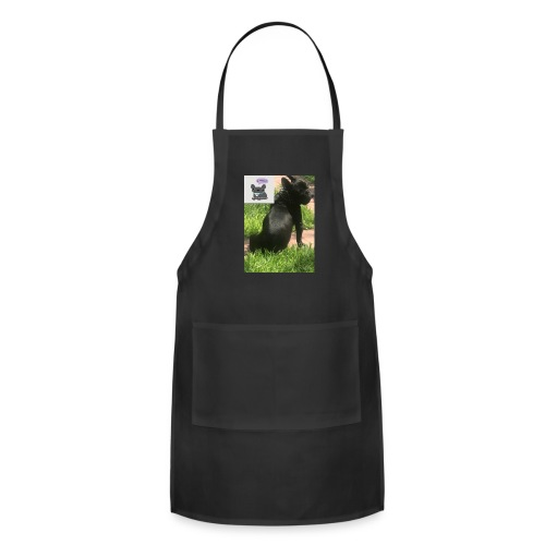 french bulldog - Adjustable Apron