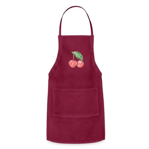 Cherries - Adjustable Apron