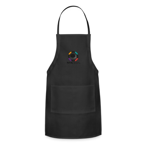 Logo_Total_Social_PNG_03 - Adjustable Apron