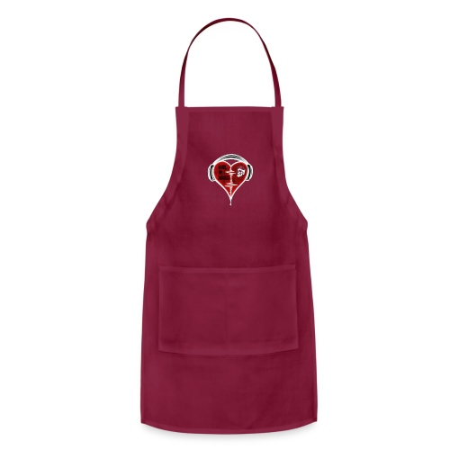 Axelofabyss Music in your heart - Adjustable Apron