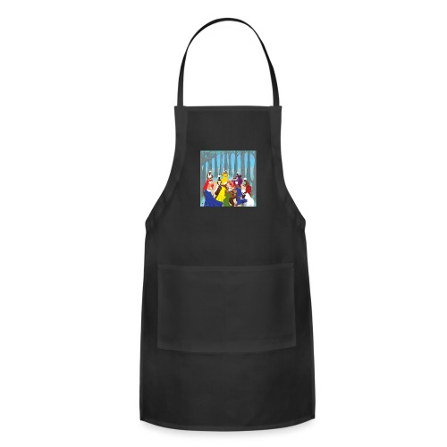 Etheric Touch Healing Ceremony Day time - Adjustable Apron