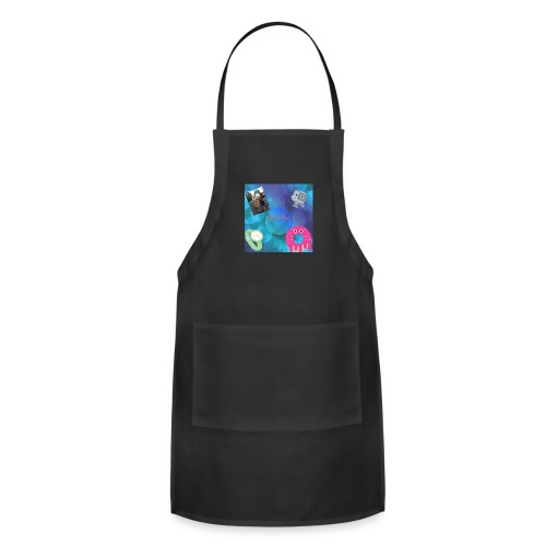 Saint Zoro Merch - Adjustable Apron