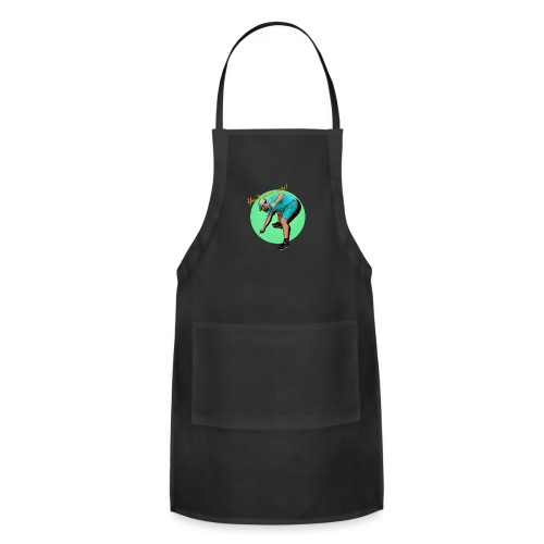 youll never miss big - Adjustable Apron