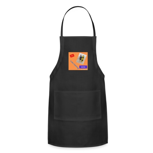 Luke Gaming T-Shirt - Adjustable Apron