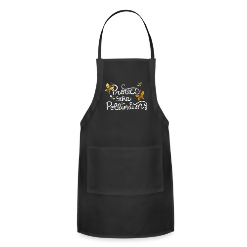 Protect the pollinators - Adjustable Apron