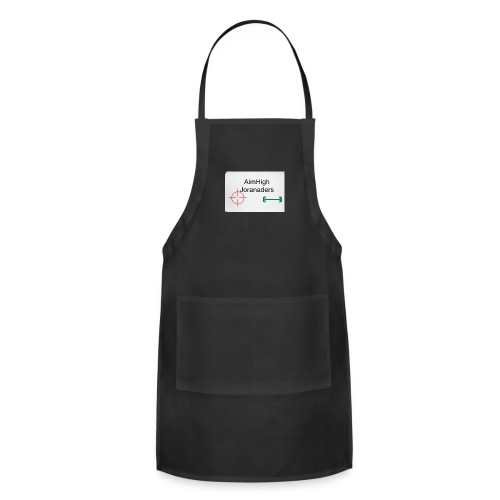 Gets you AimHigh merch - Adjustable Apron