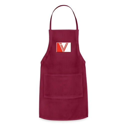 LBV red drop - Adjustable Apron