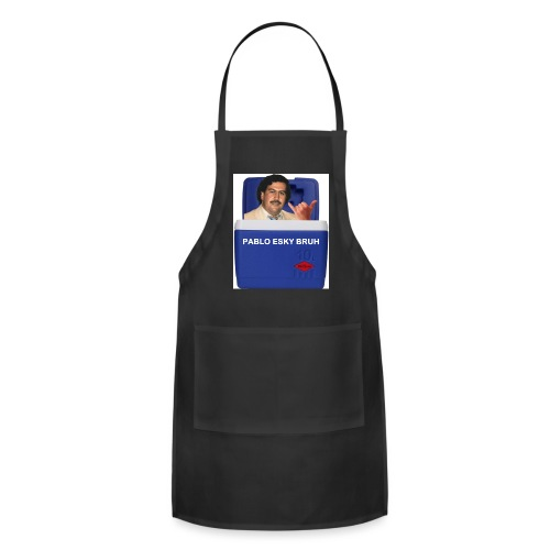 Pablo Esky Bruh - Adjustable Apron