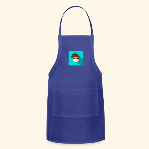 NixVidz Youtube logo - Adjustable Apron