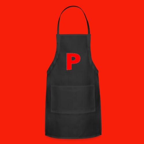 letter p - Adjustable Apron
