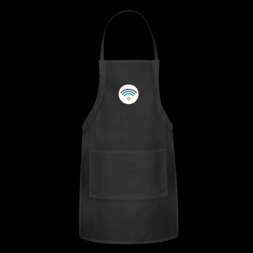Cool Divine Frequency - Adjustable Apron