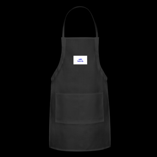 Blue 94th mile - Adjustable Apron