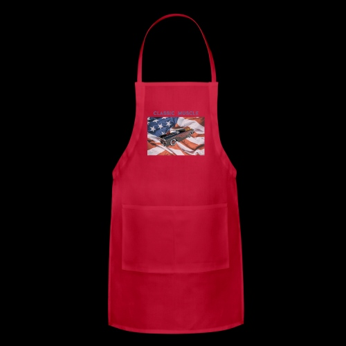 CLASSIC MUSCLE - Adjustable Apron
