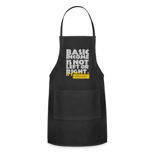 UBI is not Left or Right - Adjustable Apron