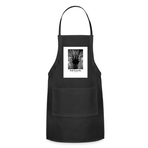 Dark Serenades t shirt - Adjustable Apron
