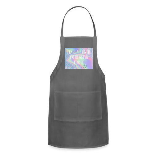 Fastline Culture / Aesthetic - Adjustable Apron