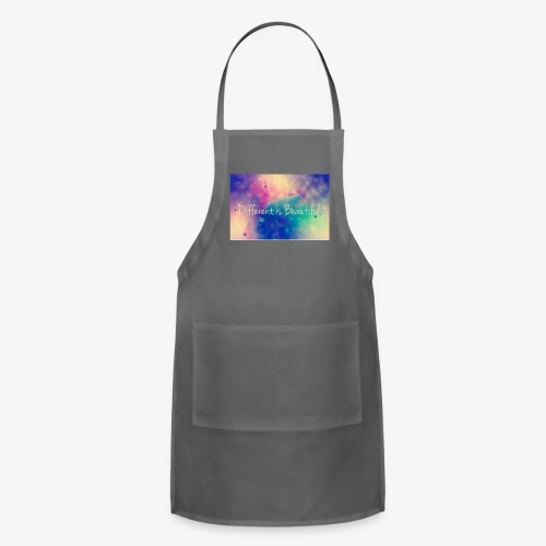 Different is beautiful - Adjustable Apron
