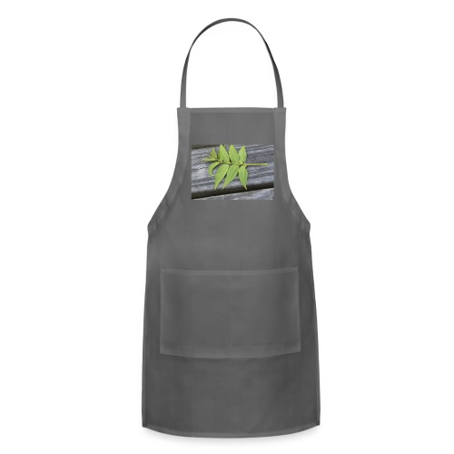 Leaf laying on the table - Adjustable Apron