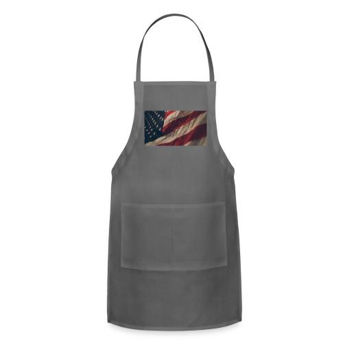 United States Flag - Adjustable Apron