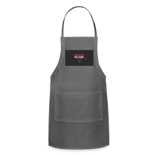 new merch - Adjustable Apron