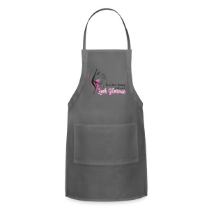 Inner beauty of her - Adjustable Apron