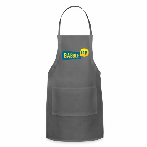 Babble Top Logo - Adjustable Apron