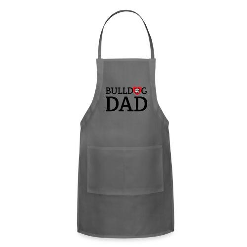 Bulldog Dad - Adjustable Apron