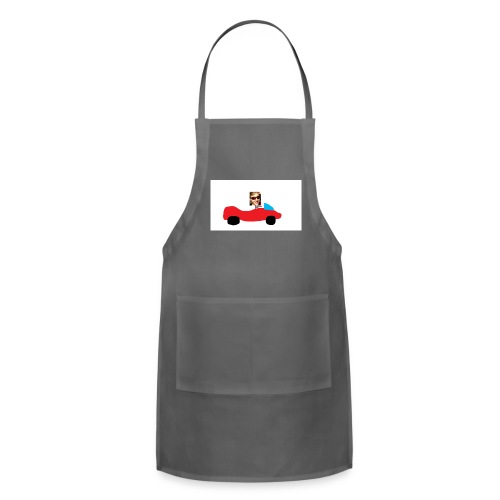 Livin' the High Life - Adjustable Apron