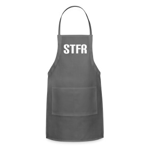 STFR White - Adjustable Apron