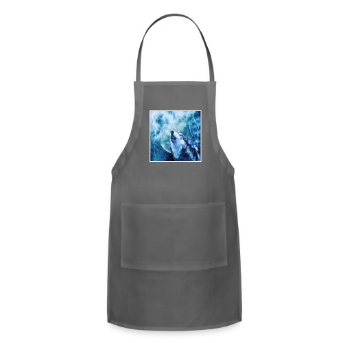 Official B3AST N4TIONZ logo - Adjustable Apron