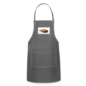 ChillBrosGaming Chill Like This Car - Adjustable Apron