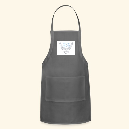 Military Life - Adjustable Apron
