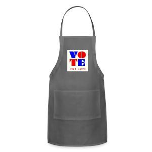 vote4love-sample - Adjustable Apron